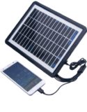 6W Solar Charger